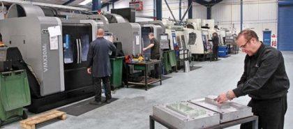 Az RP Tooling Ltd az NCG CAM segítségével 50%-al növelte megmunkálási kapacitását