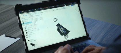 A Hirebotics a PTC Onshape megoldását használja távmunkához